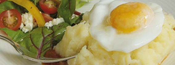 Eggs Provencal a la Mama