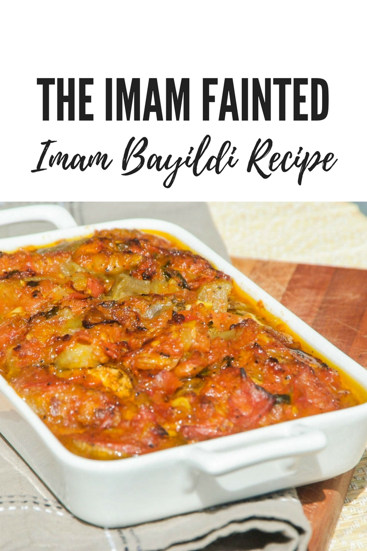 Looking for a great vegan dish that only gets better after a day or two and is proper comfort food? This Imam Bayildi recipe ticks all the boxes - full of aubergines, tomatoes & flavour!
