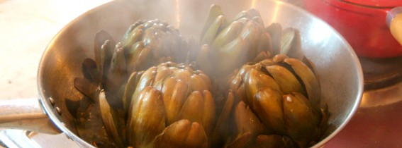 Artichokes – A life long love affair!