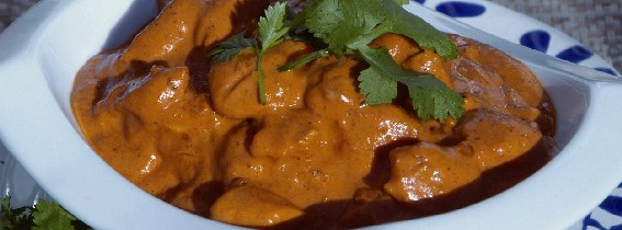 Express butter chicken
