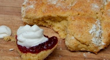 Best scones I have ever tasted!