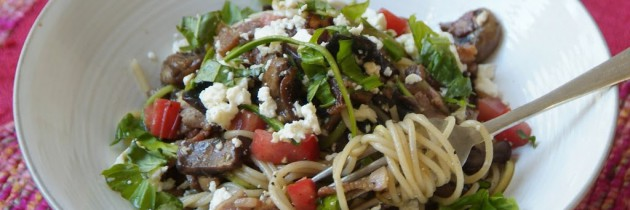 Warning – this pasta could lead to over eating!