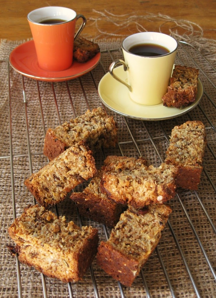 Healthy Rusks Recipe –  Low sugar & high fiber