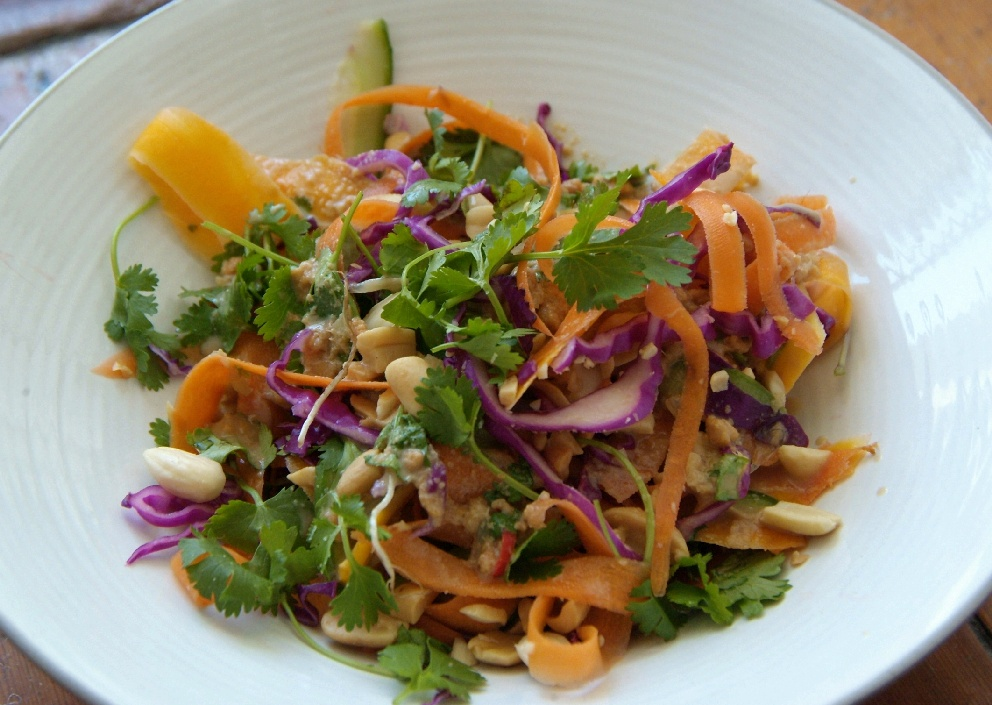 Pad Thai Salad