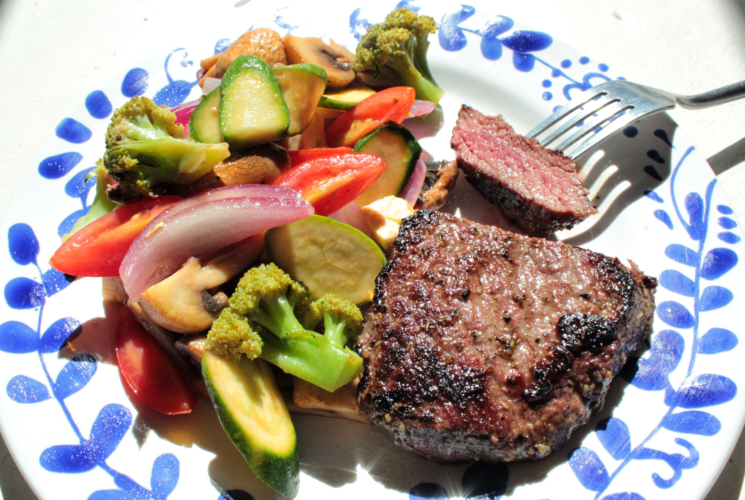 How to pan fry the perfect steak