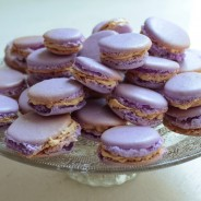 My first attempt at French Macaroons
